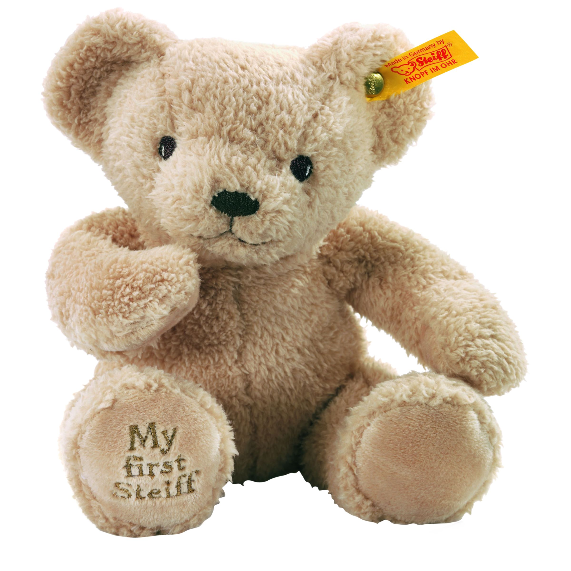 Steiff Steiff My First Teddy Bear Soft Toy