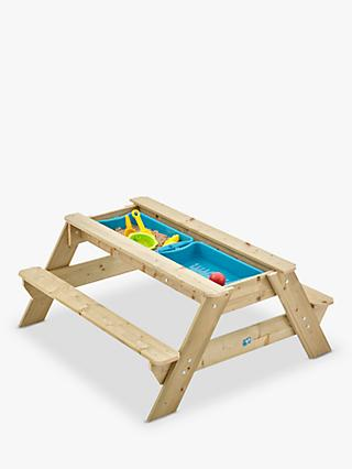 TP Toys TP286 Deluxe Picnic Table Sandpit
