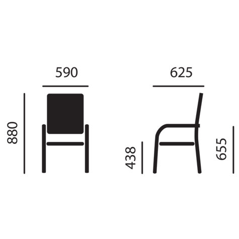 Buy KETTLER Bretagne Outdoor Dining Chair Online at johnlewis.com
