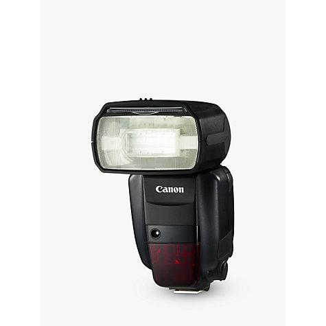 Buy Canon Speedlite 600EX II-RT Flash Online at johnlewis.com
