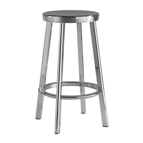 Buy magis deja vu bar stool silver john lewis for Magis deja vu
