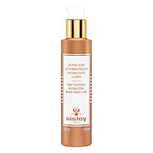 Buy Sisley Super Soin Self-Tanning Hydrating Body Care, 150ml Online at johnlewis.com