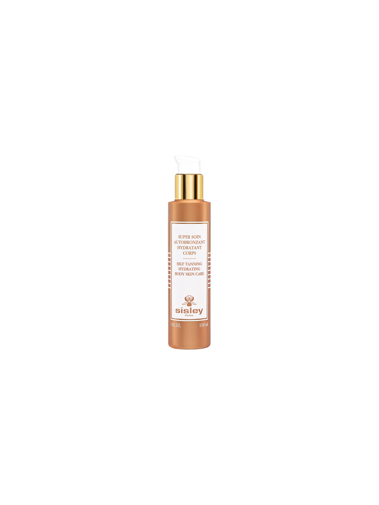 BuySisley Super Soin Self-Tanning Hydrating Body Care, 150ml Online at johnlewis.com