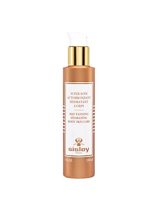 Sisley Super Soin Self-Tanning Hydrating Body Care, 150ml