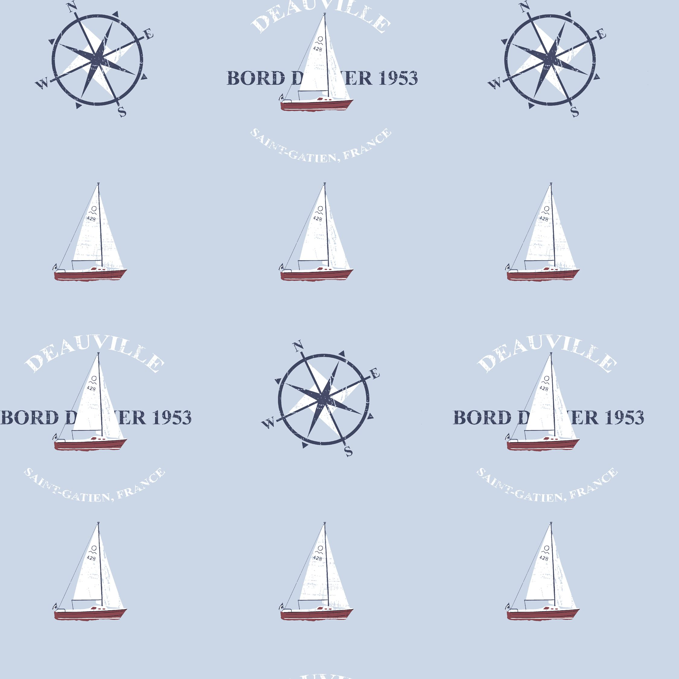 Galerie Galerie Yacht Design Paste the Wall Wallpaper