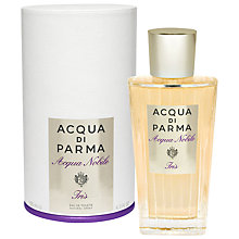 Buy Acqua di Parma Iris Nobile Eau de Toilette, 125ml Online at johnlewis.com