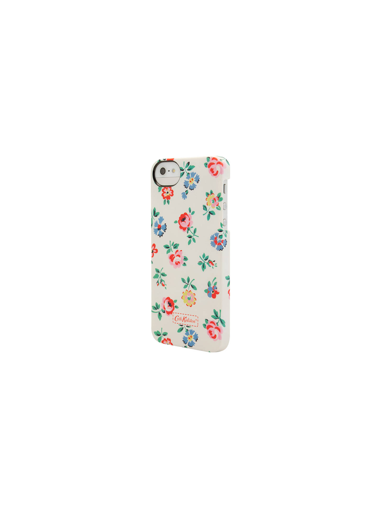 Cath Kidston Linen Sprig Case for iPhone 5   5s at John Lewis   Partners 7f54be76bd