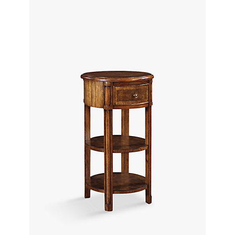 buy john lewis hemingway tall round side table online at