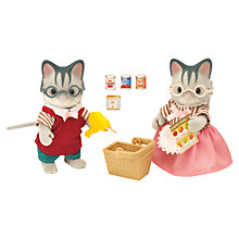 Buy Sylvanian Families Supermarket Owners Online at johnlewis.com
