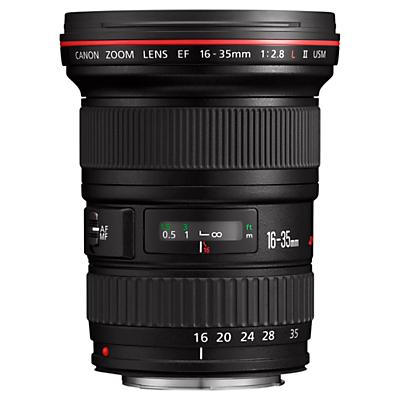 Image of Canon EF 16-35mm f/2.8L II USM Standard Lens