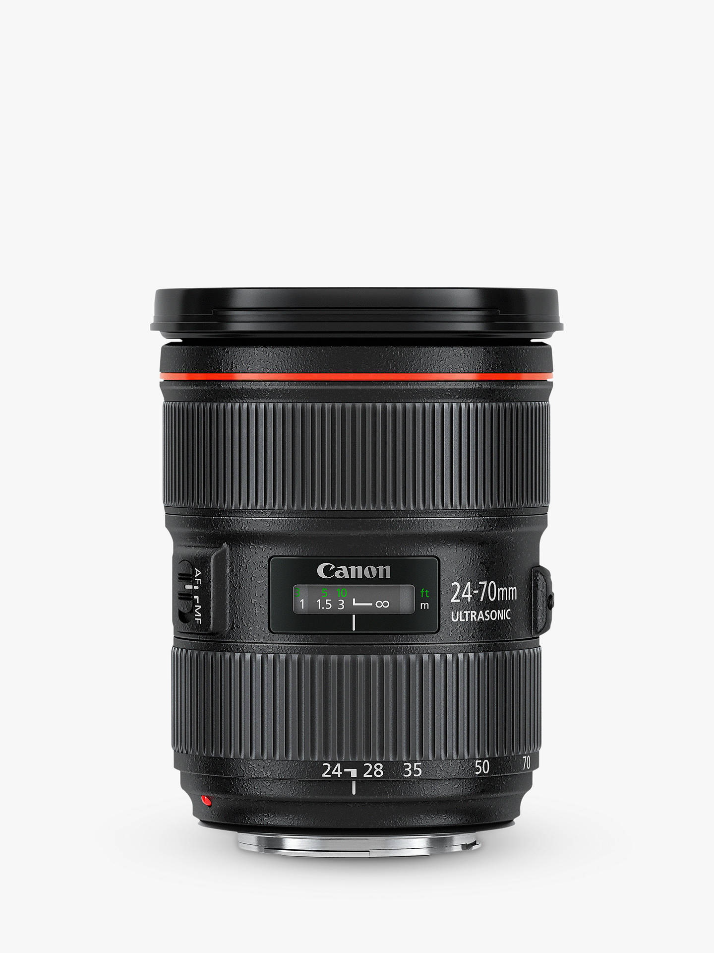 BuyCanon EF 24-70mm f/2.8L II USM Telephoto Lens Online at johnlewis.com