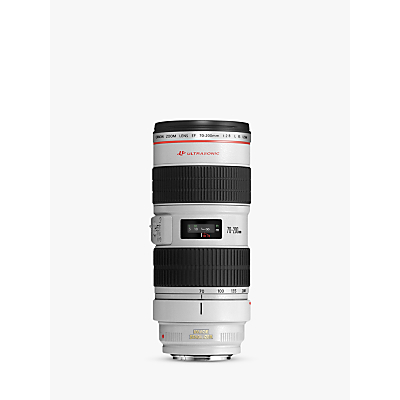 Image of Canon EF 70-200mm f/2.8L USM Telephoto Lens