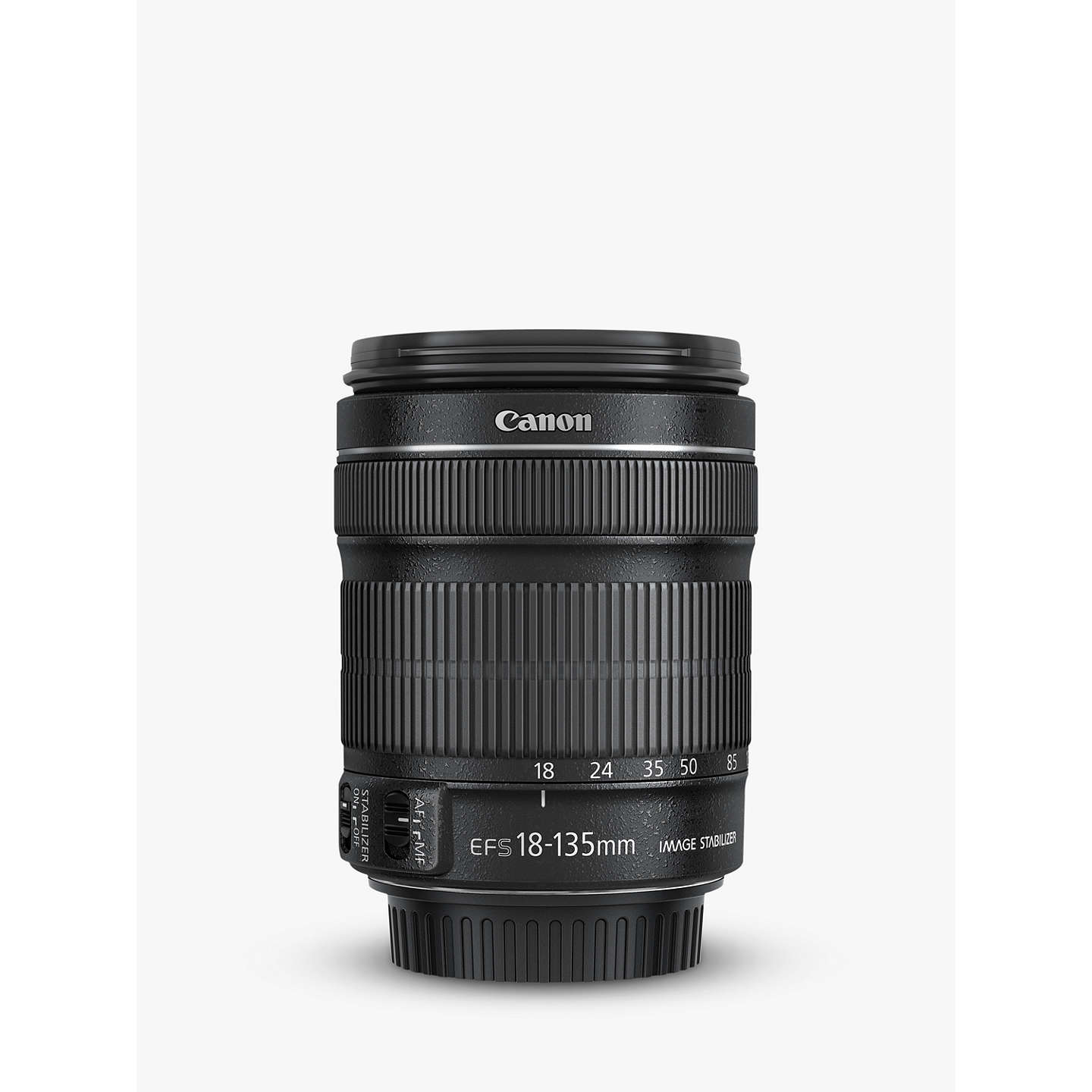BuyCanon EF-S 18-135mm f/3.5-5.6 IS STM Telephoto Lens Online at johnlewis.com