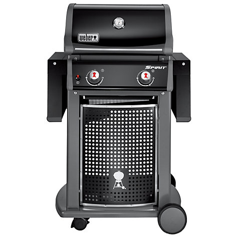 buy weber spirit classic e 210 2 burner gas bbq john lewis. Black Bedroom Furniture Sets. Home Design Ideas