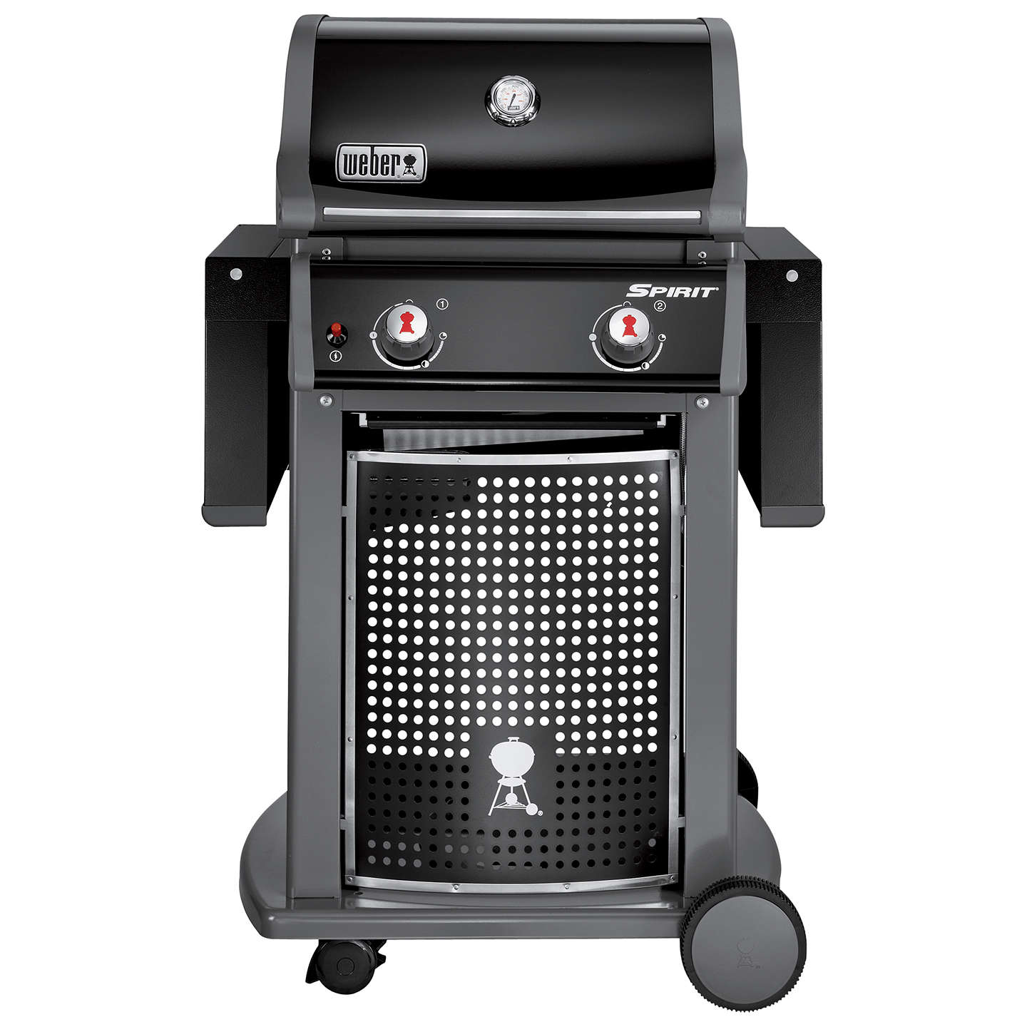 weber spirit classic e 210 2 burner gas bbq at john lewis. Black Bedroom Furniture Sets. Home Design Ideas