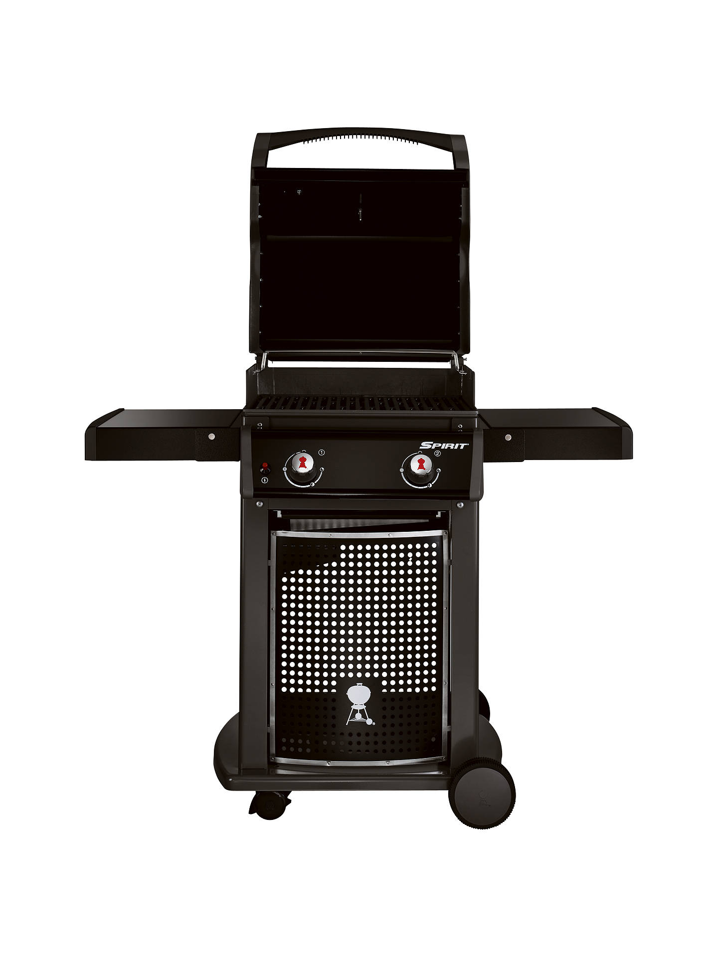 Sehr Weber Spirit Classic E-210 2-Burner Gas BBQ at John Lewis & Partners GP78