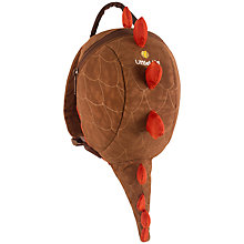 Buy LittleLife Toddler Backpack, Dinosaur Online at johnlewis.com