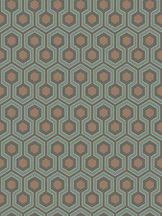 Cole & Son Hicks Hexagon Wallpaper