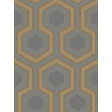 Buy Cole & Son Hicks' Grand Wallpaper, Blue, 95/6035 Online at johnlewis.com