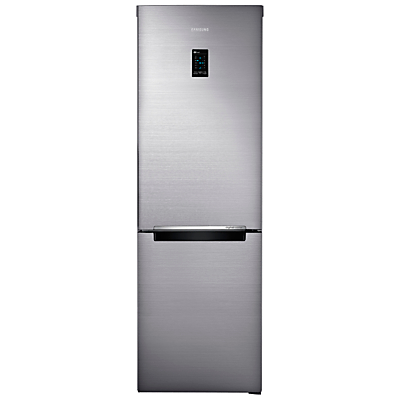 Samsung RB31FERNBSS Fridge Freezer, A+++ Energy Rating, 60cm Wide, Brushed Steel