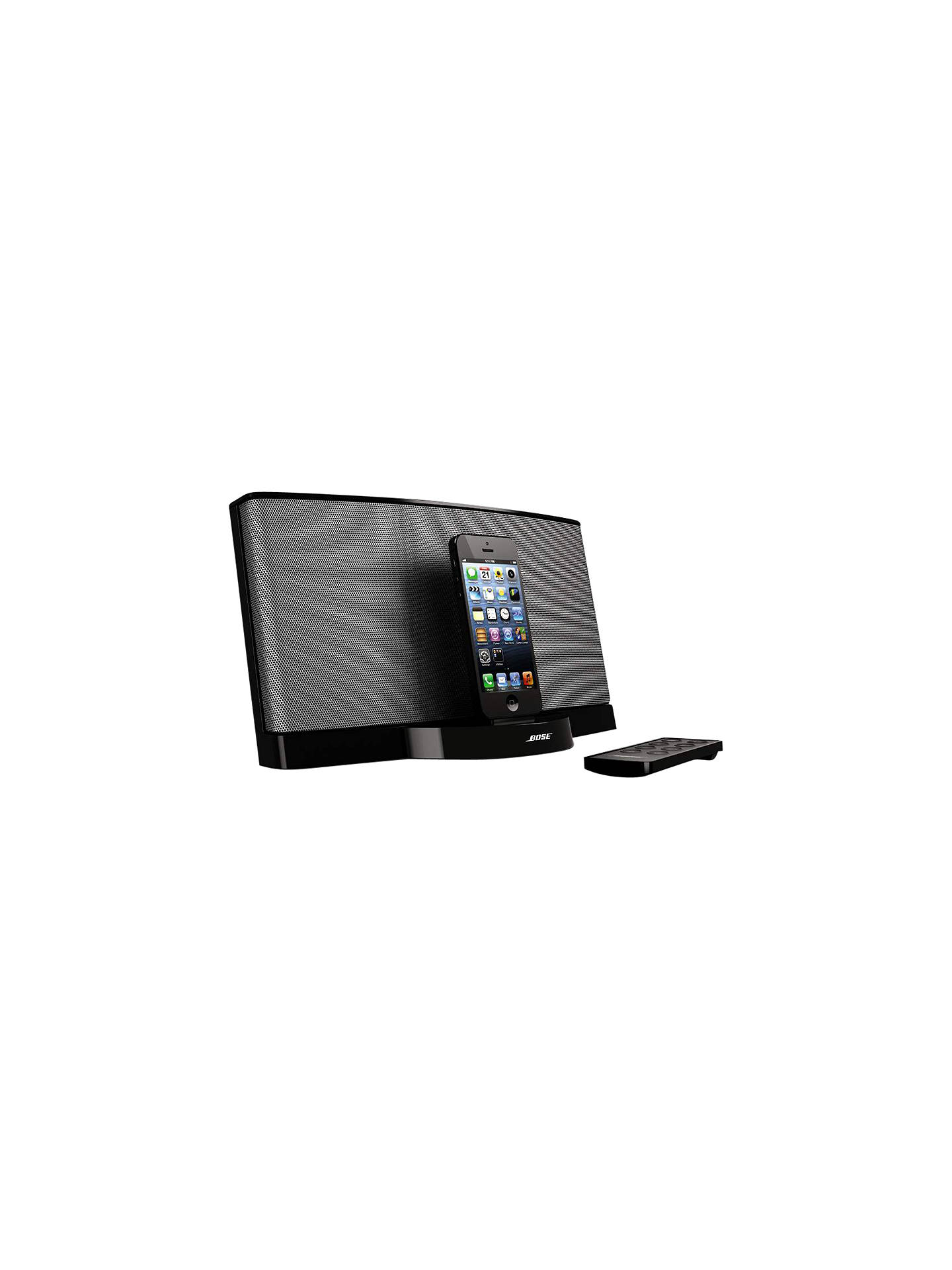 Bose® SoundDock® Series III digital music system with Apple