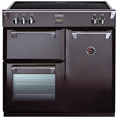 Stoves Richmond 900EI Induction Hob Range Cooker, Black