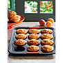 Buy Le Creuset 12 Cup Bun Tray, Black Online at johnlewis.com