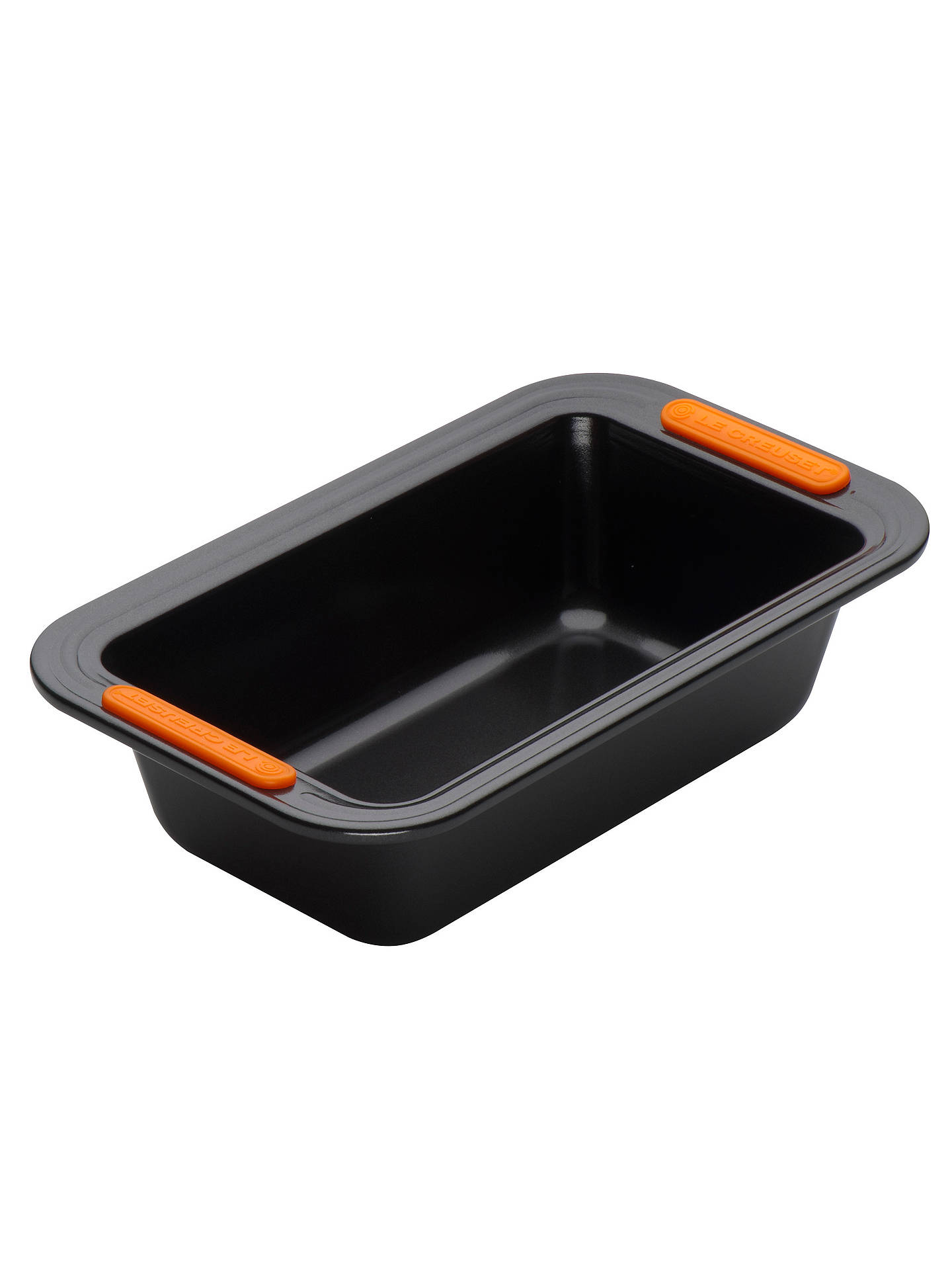 Le Creuset Non Stick Loaf Tin, 2lb, Black by Le Creuset