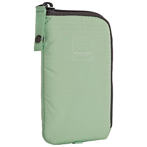 Buy Acme Made Noe Valley Soft Camera Pouch, Mint Online at johnlewis.com