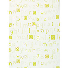Buy Harlequin Little Letters Wallpaper Online at johnlewis.com
