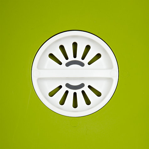 Buy Joseph Joseph Wash & Drain Washing-Up Bowl Online at johnlewis.com