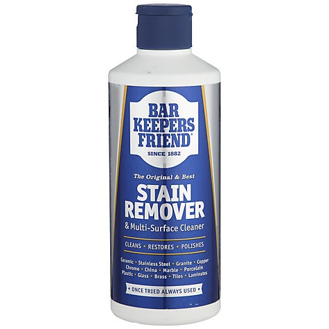 Buy Bar Keepers Friend Original Cleaning Powder, 250g Online at johnlewis.com