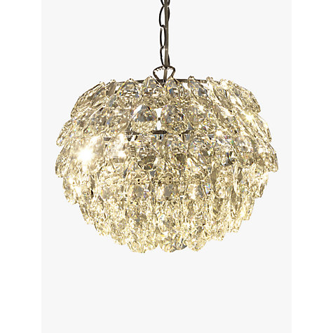 Buy John Lewis Alexa Tear Drop Ceiling Light Pendant