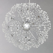 Chandelier led crystal ceiling lighting john lewis buy john lewis alium ceiling light online at johnlewis mozeypictures Gallery