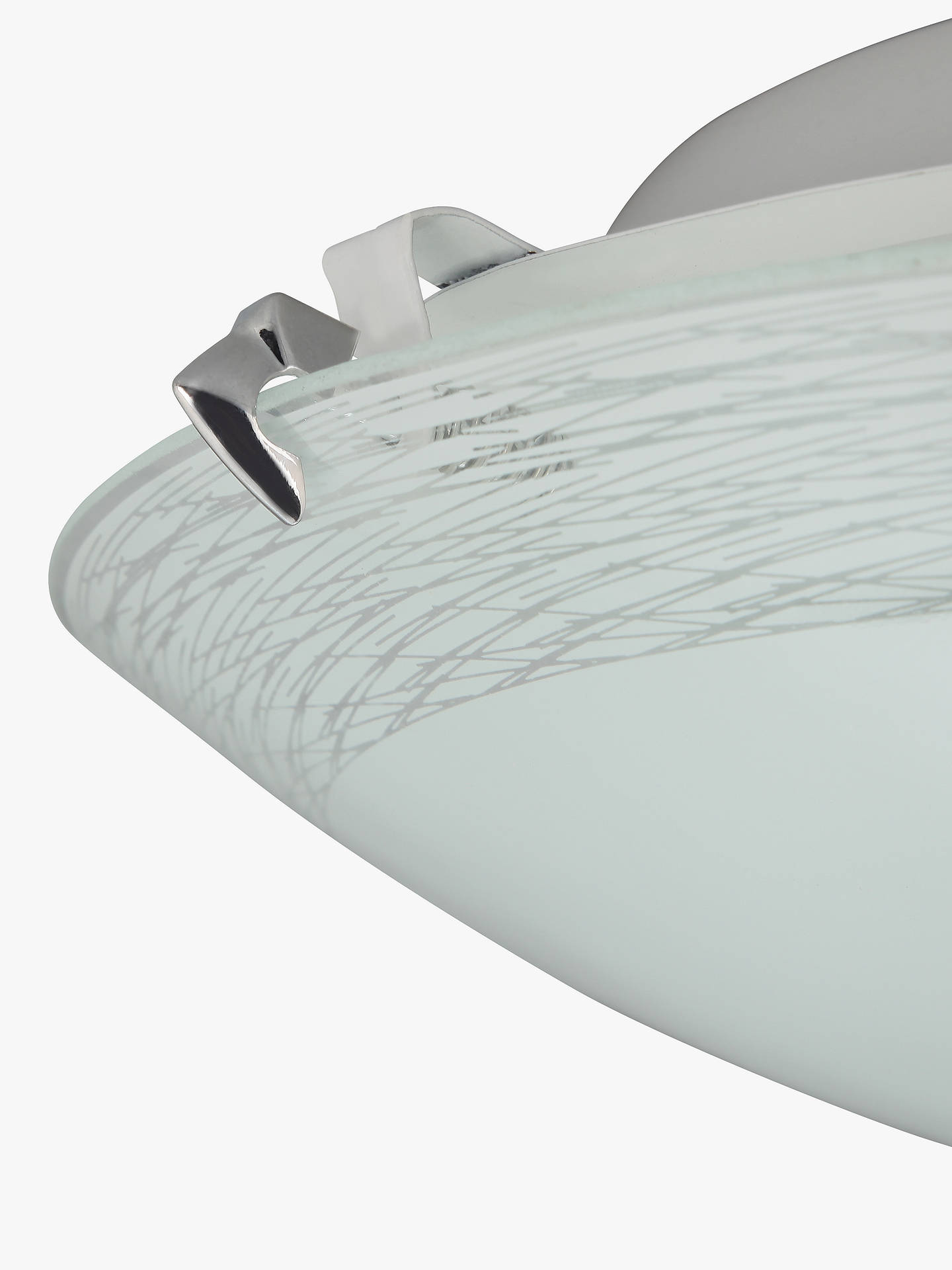 Buy John Lewis & Partners Conrad Flush Ceiling Light Online at johnlewis.com
