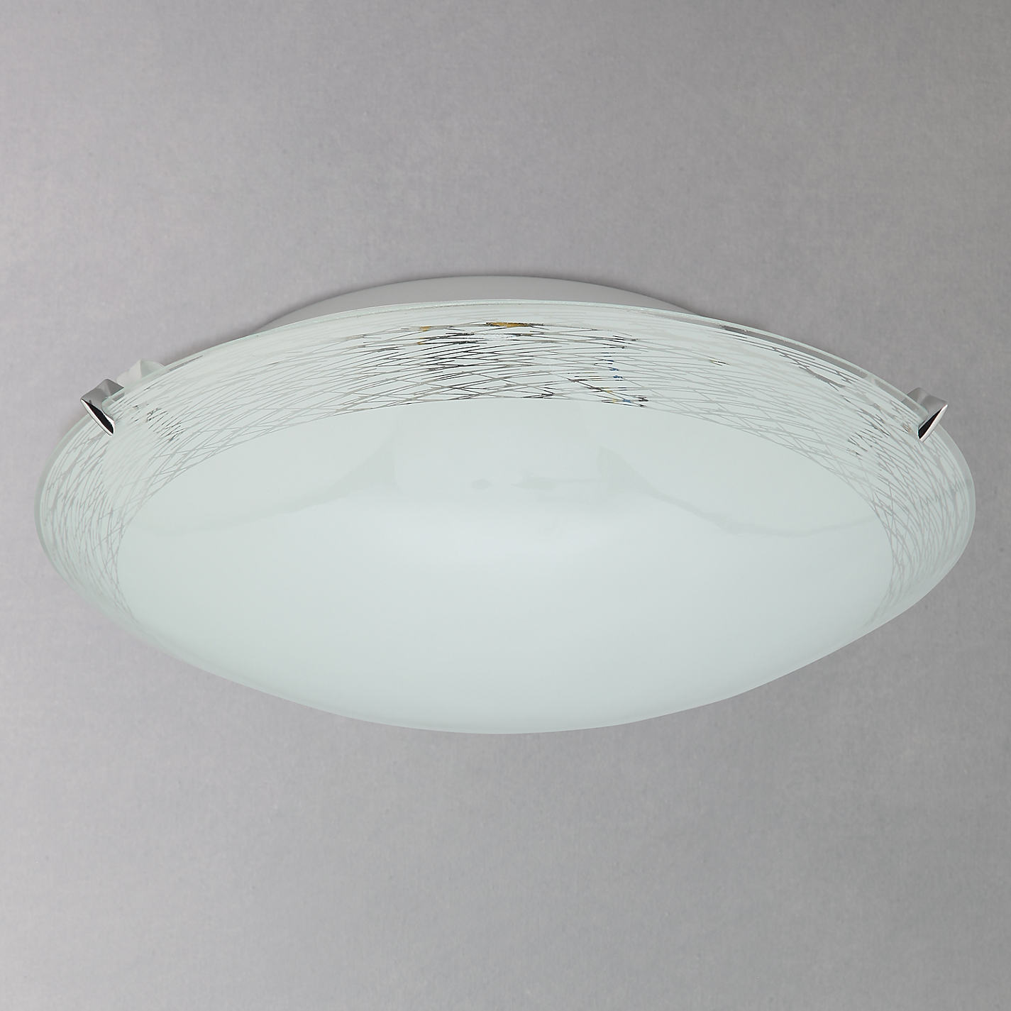 Buy john lewis conrad flush ceiling light john lewis buy john lewis conrad flush ceiling light online at johnlewis aloadofball Gallery