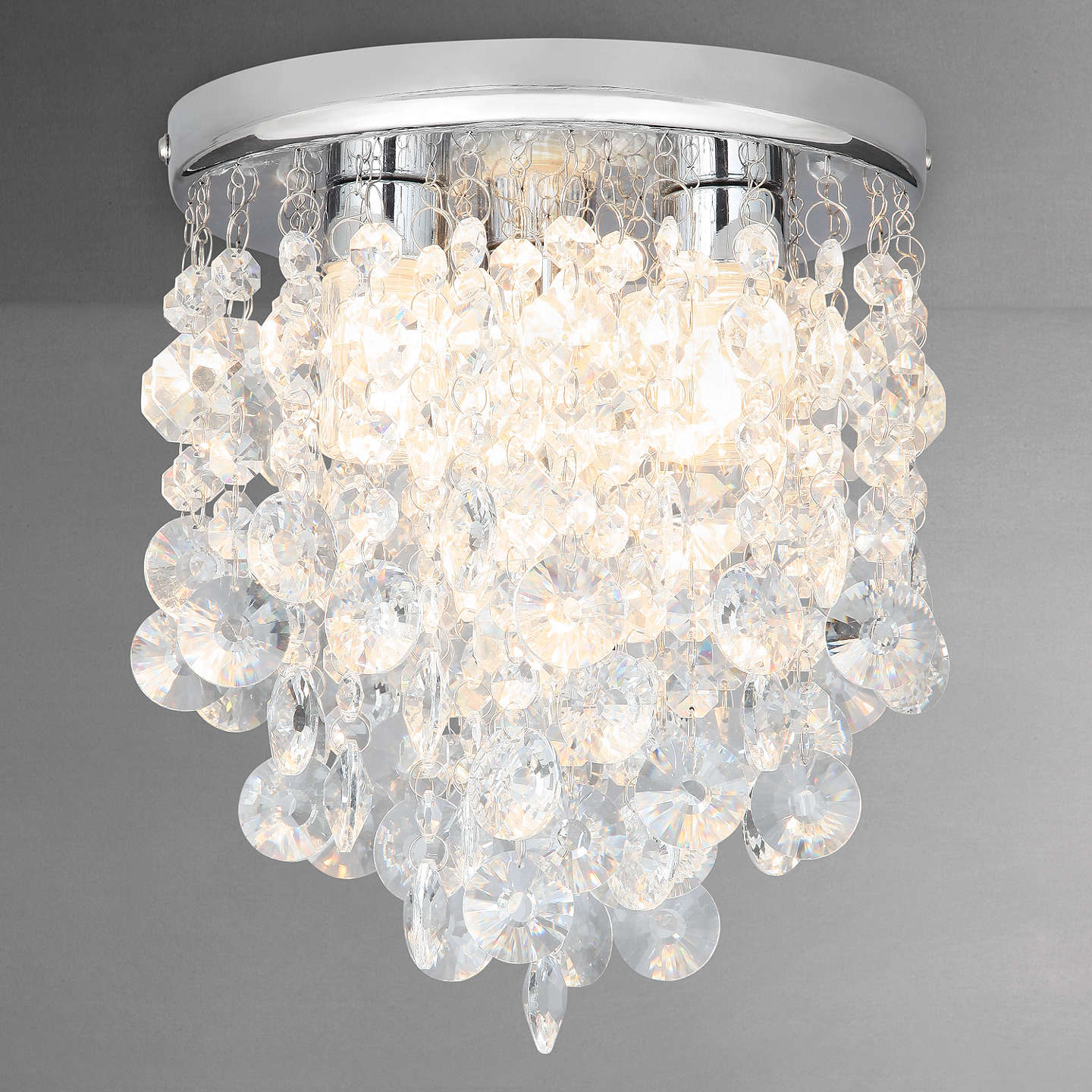 bathroom flush ceiling lights lewis katelyn bathroom flush ceiling light at 15962