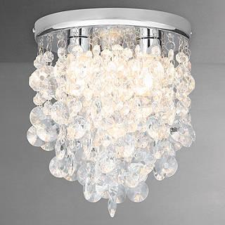 John lewis bathroom lighting john lewis john lewis katelyn crystal bathroom flush ceiling light aloadofball Gallery