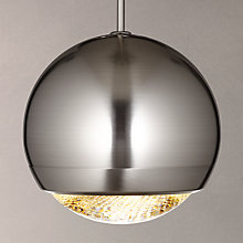Buy John Lewis Lonn Headlight LED Ceiling Pendant Online at johnlewis.com