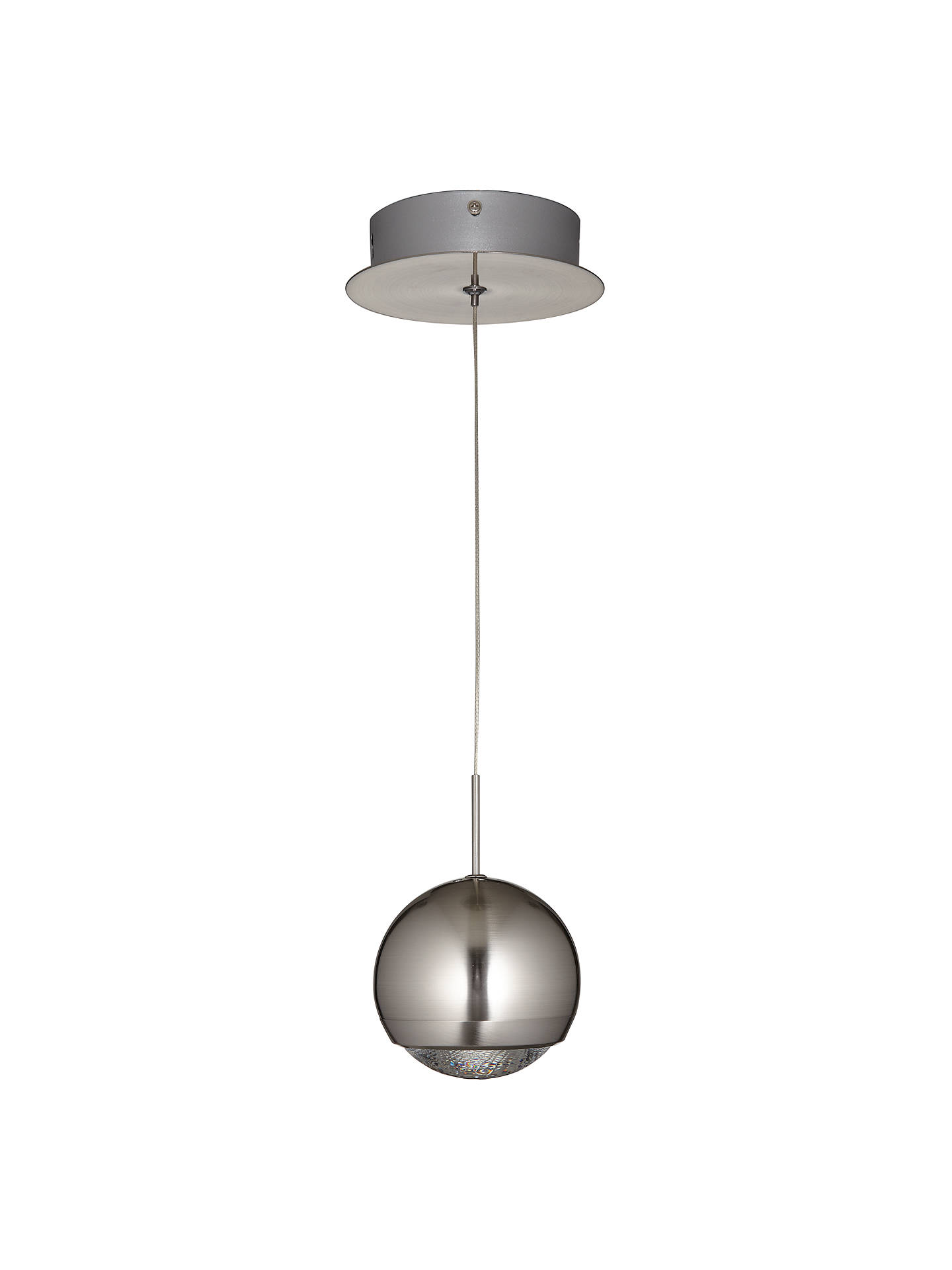 Buy John Lewis & Partners Lonn Headlight LED Ceiling Pendant Online at johnlewis.com