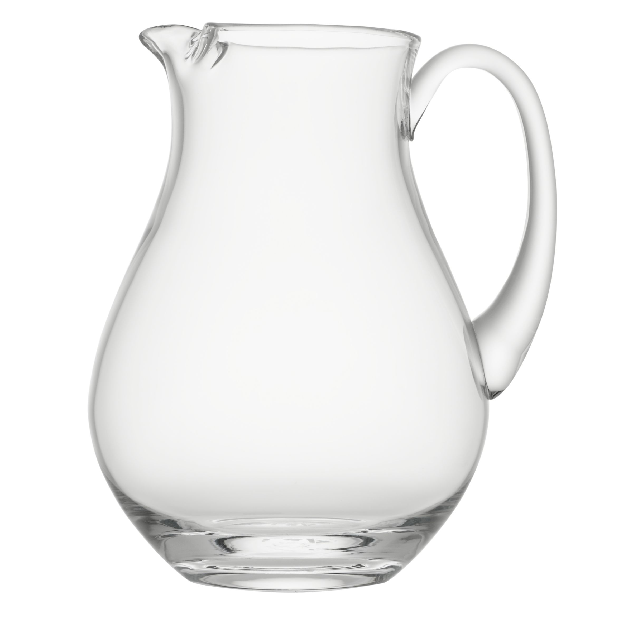 LSA International LSA International Bar Collection Ice Lip Jug, 2.7L