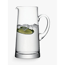 Buy LSA International Bar Collection Tapered Jug Online at johnlewis.com