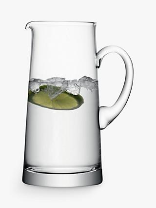LSA International Bar Collection Tapered Jug, 1.9L, Clear