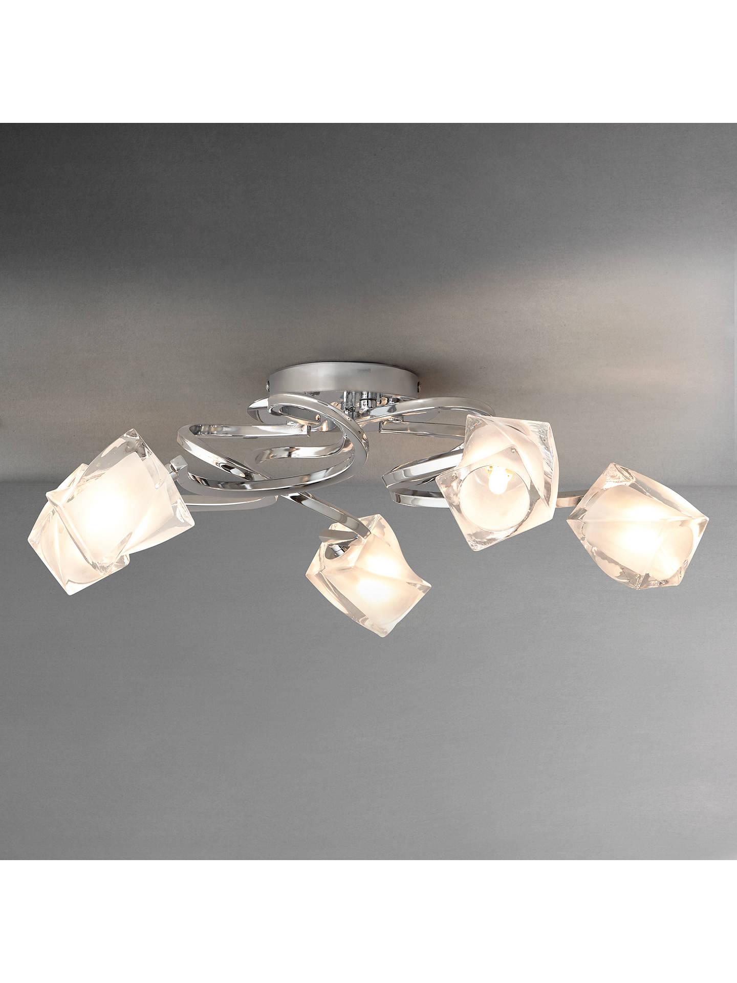 John Lewis Amp Partners Nembus Semi Flush Ceiling Light