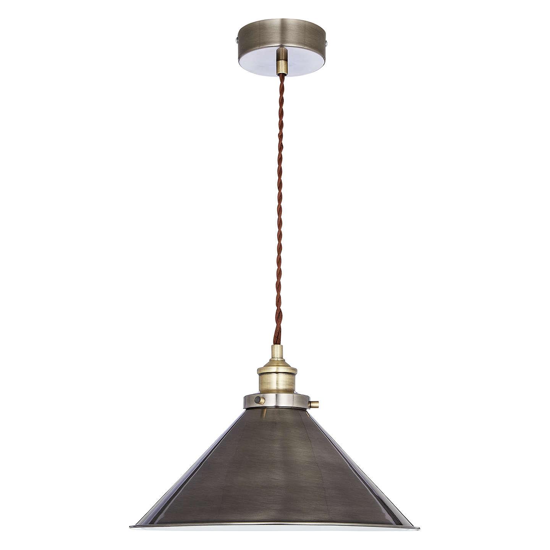 Kitchen Light Fittings John Lewis: John Lewis Tobias Resto Pendant Ceiling Light At John Lewis