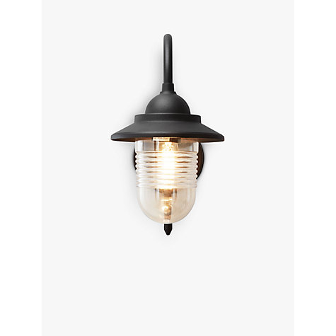 Buy John Lewis Wickham Outdoor Wall Light Online at johnlewis.com