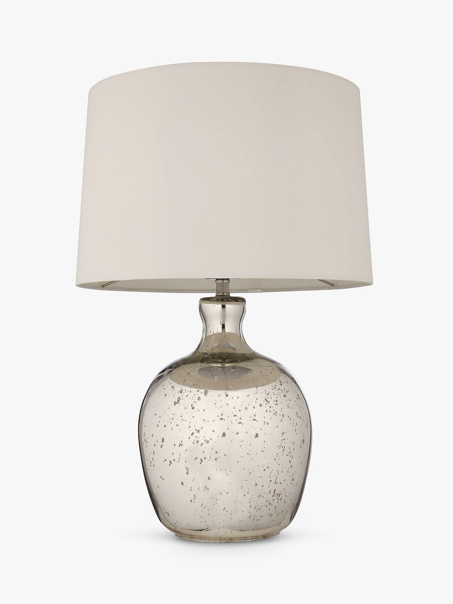 Buy John Lewis & Partners Tabitha Distressed Mirror Table Lamp Online at johnlewis.com