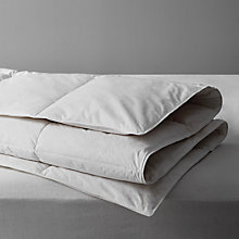 Buy little home at John Lewis New Duck Feather and Down Duvet, Pillow and Mattress Protector Set Online at johnlewis.com