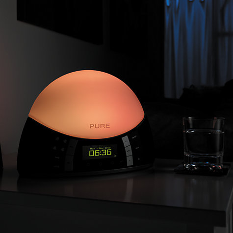 Buy Pure Twilight DAB/FM Digital Clock Radio Online at johnlewis.com