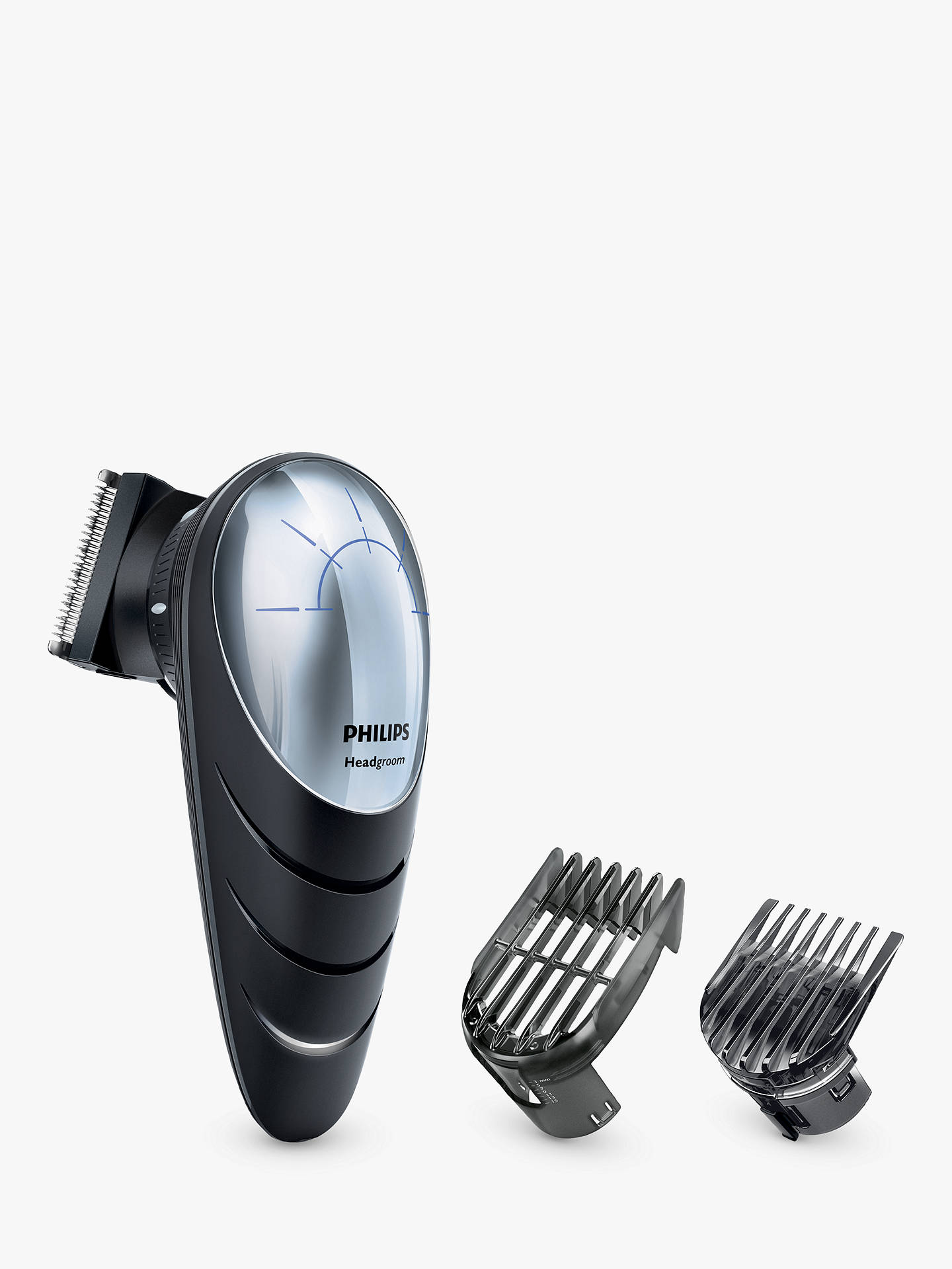 Buy Philips QC5570/13 Do-It-Yourself Hair Clipper with 180 Degree Rotating Head Online at johnlewis.com